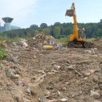 Строительный мусор СУ-155 из Павшинской поймы будет вывезен до середины августа