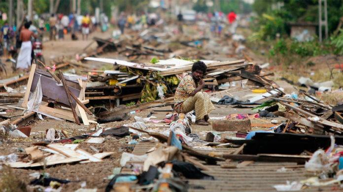 В Павшинской пойме открылся пункт приема гуманитарной помощи гражданам Индонезии