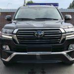 В Красногорске похитили Toyota Land Cruiser за2,95 млн рублей