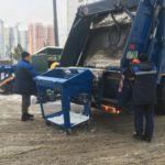 Региональный оператор приступил к вывозу «сухих» отходов в Павшинской пойме