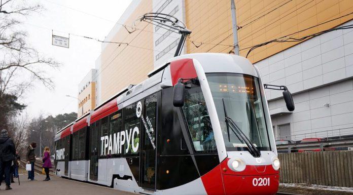 Из Мякинино в Шереметьево могут запустить трамвай
