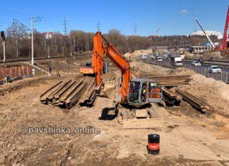 Платформу МЦД «Пойма» в Павшинской пойме построят к декабрю 2019 года