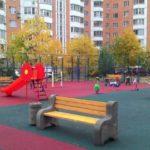 В Павшинской пойме проверили детские площадки