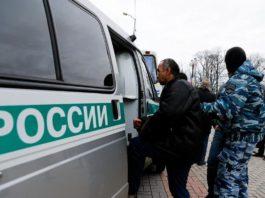 В Москве депортируемый мигрант убежал из-под стражи